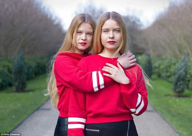 Такие похожие, но такие разные: 20 невероятных портретов близнецов