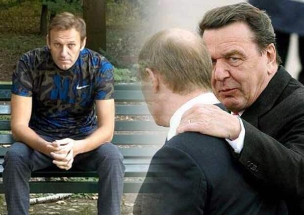 Язык Навального его из Германии довёл. Теперь надо бежать. Это тебе не Россия и не Путин