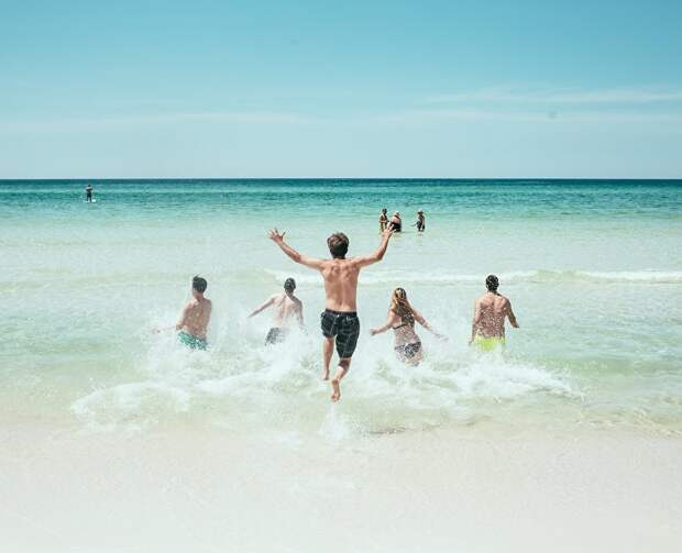 Где самое тёплое море в Крыму