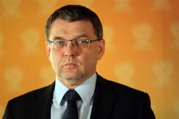 Глава МИД Чехии Любомир Заоралек: Европа не должна представлять себя избранной цивилизацией