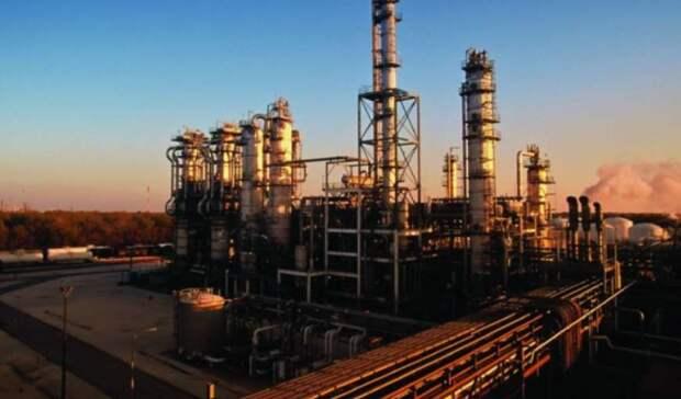 Молния «закрыла» завод попроизводству полипропиленавЛуизиане