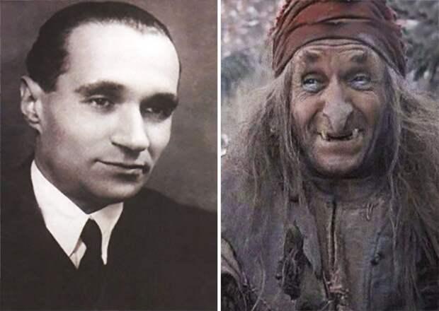 20 известных актеров, которых грим изменил до неузнаваемости