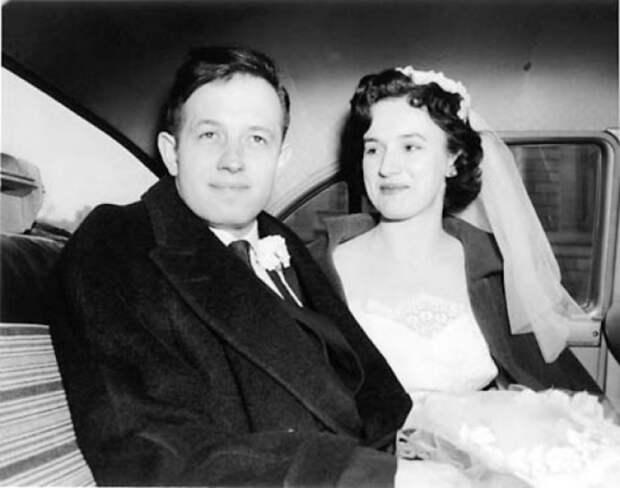 Молодой ученый Джон Нэш с красавицей-невестой