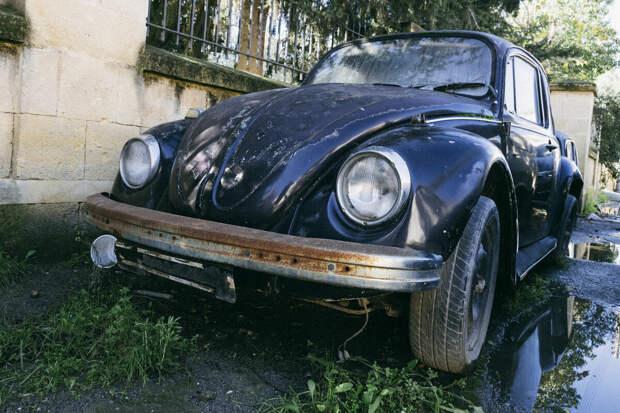 Забытые и брошенные. Автомобили Северного Кипра