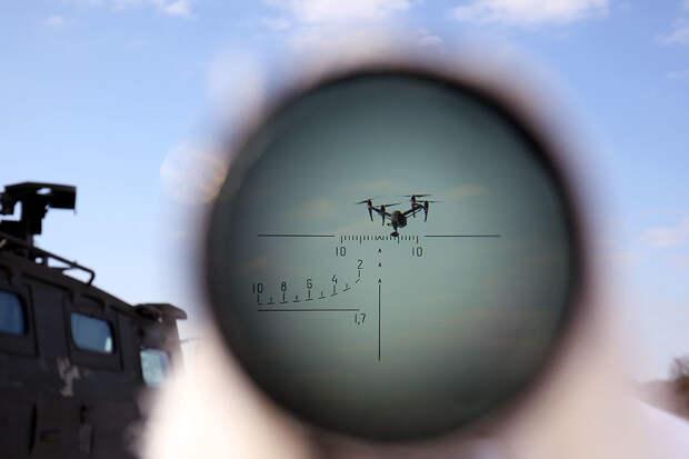 Мобильный комплекс для борьбы с беспилотниками создали в России