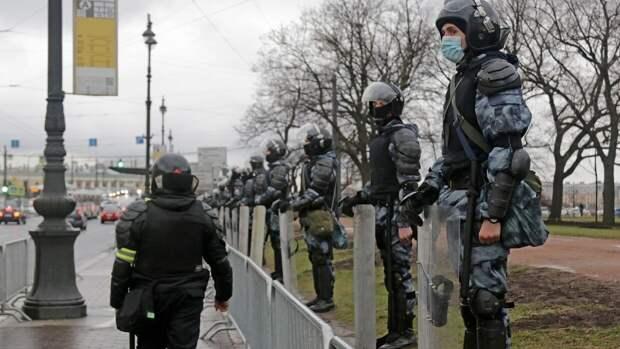 Кремль приравнял прошедшие 21 апреля митинги к нарушению закона