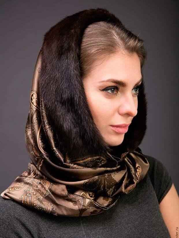 Любите необычные и стильные головные уборы - шейте своими руками!