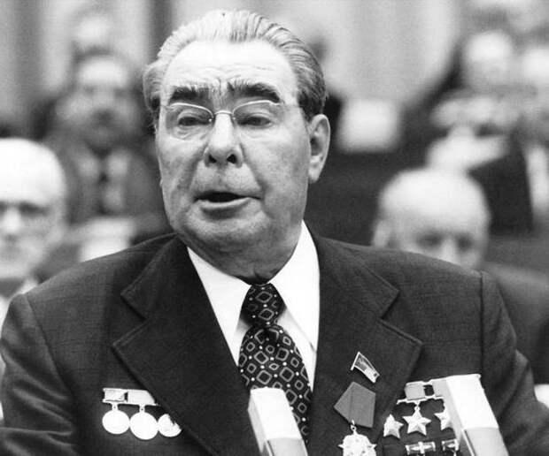 От чего на самом деле умер Брежнев