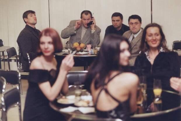 16 сумасшедших фото из России лихих 90-х