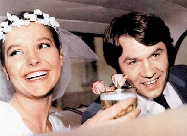 Свадьба Елены Мольченко и Александра Фатюшина | Фото: liveinternet.ru