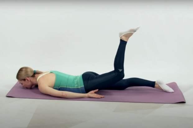 упражнения для тазобедренных суставов для пожилых