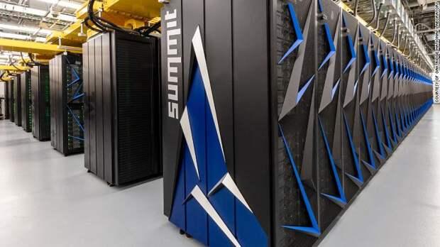 Самый быстрый в мире суперкомпьютер обнаружил 77 потенциальных лекарств для COVID-19