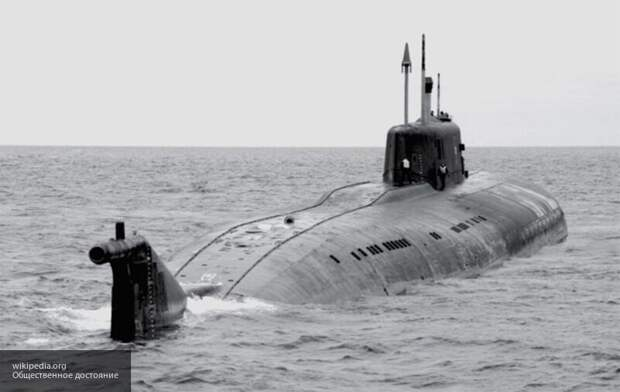 NI назвал российские подлодки класса 949А «Антей» убийцами авианосцев США