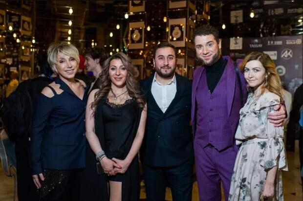 Владимир Брилёв стал почетным гостем премии CRUSH TEAM 2021
