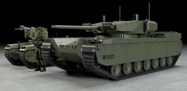 Роботизированная платформа Type-X