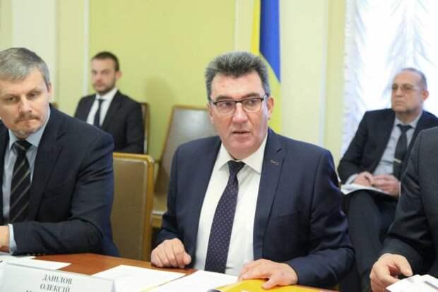 Секретарь СНБО Украины: У Киева есть секретный план на случай войны