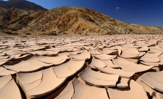 Откуда в пустынях появляется песок?