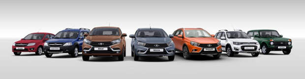 Продажи легковых и легких коммерческих автомобилей в РФ в 2020 году снизились на 9,1%