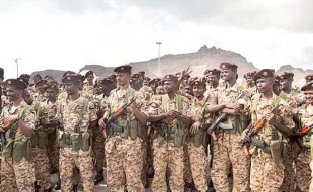 Военные Судана перехватили десятки боевиков-наёмников напути вЛивию