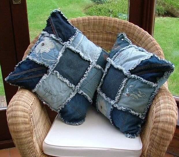 Картинки по запросу использование старых джинс