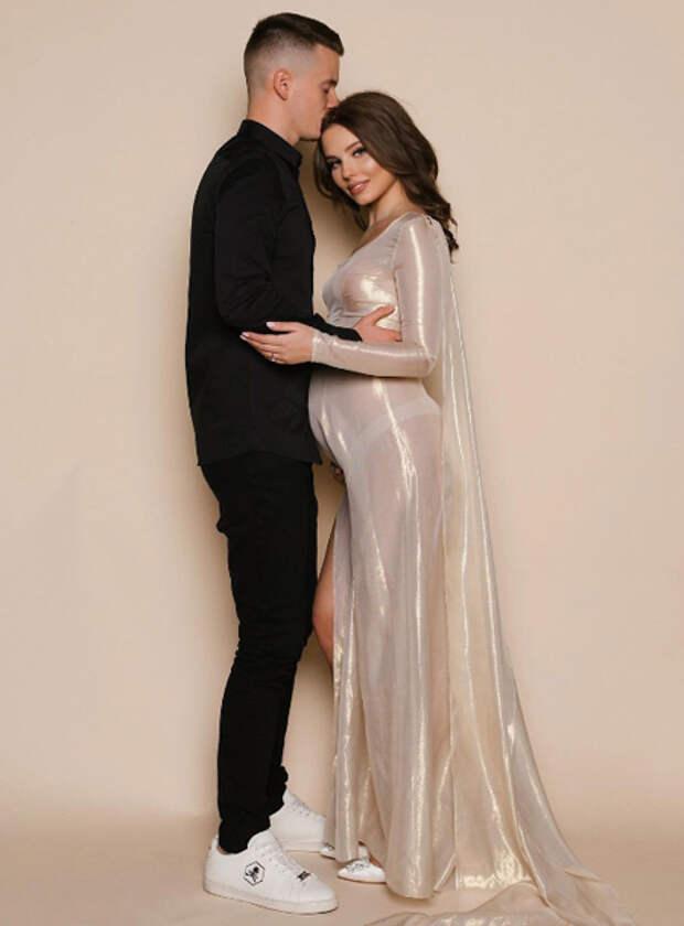 Сын Валерии Арсений Шульгин станет отцом: фотосессия с беременной супругой