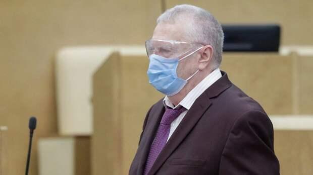 Жириновский призвал навсегда закрыть курорты Турции и Египта для русских туристов из-за коронавируса