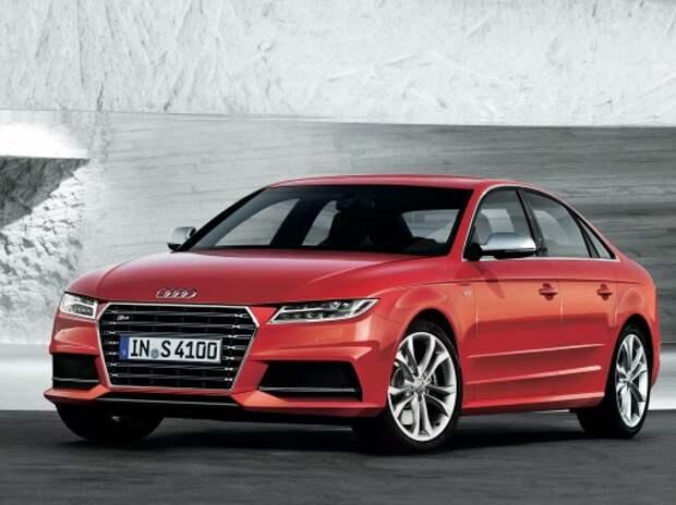 В облике нового Audi A4 осталось меньше тайн