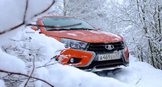 Топливные насосы в автомобилях Lada не выдержали проверку на морозе