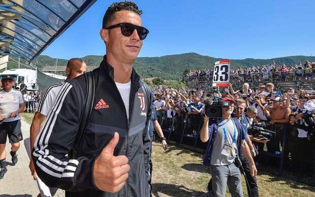 «Важная победа. Рад, что внес свой вклад». Роналду — о матче с «Кротоне»