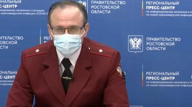 Ковалев заявил, что хочет сделать коронавирус управляемым вРостовской области