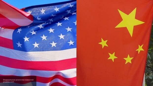 Официальный представитель МИД КНР назвал нежелательной ситуацию в отношениях Пекина с США