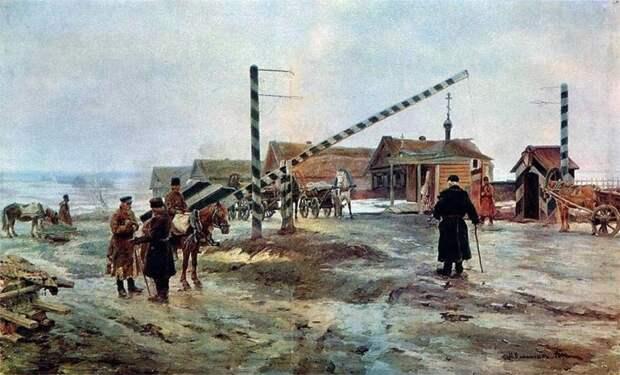 Художник Николай Касаткин (1859 — 1930). Некрасов русской живописи