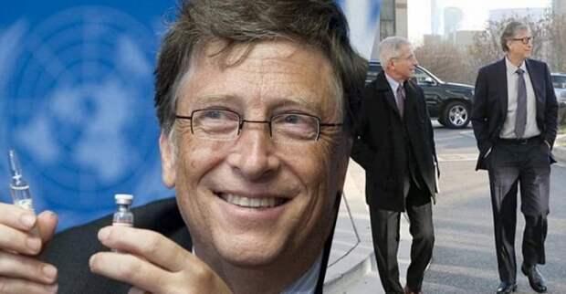 Война элит: Кеннеди раскрыл планы Гейтса по созданию вакцин-убийц кеннеди, гейтс, вакцина, американские элиты, заговоры