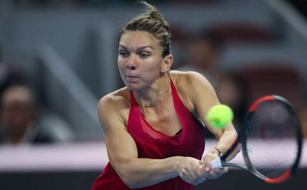 Халеп вышла в четвертьфинал Australian Open, где сыграет против Серены Уильямс