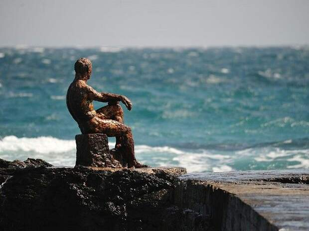 """Стало известно, как продвигается реставрация скульптуры """"Алёша"""" в Форосе"""