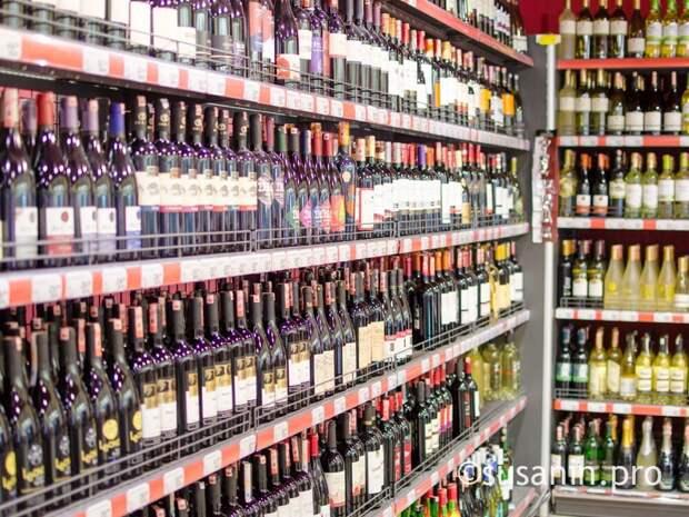 В Удмуртии предложили наказывать за покупку алкоголя несовершеннолетним