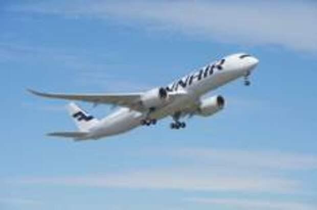 Finnair выполнила рейсы на биотопливе