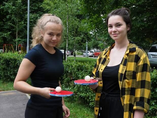 Теннисистки из Митина завоевали золото на чемпионате Москвы