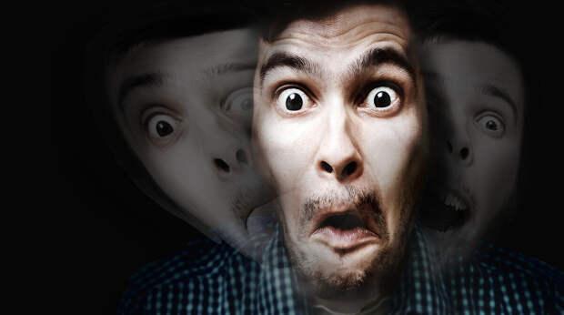 галлюцинации - как один из побочных признаков Омеза