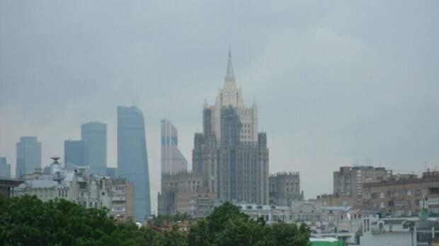 Россия ввела персональные санкции против восьми представителей Евросоюза