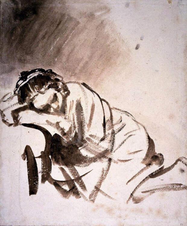 Рембранд-Хендрикье173856 (577x700, 440Kb)