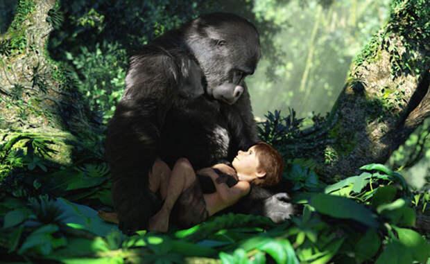 Самые знаменитые «Маугли» и «Тарзаны» в истории: 6 загадочных и трагических историй «диких» детей