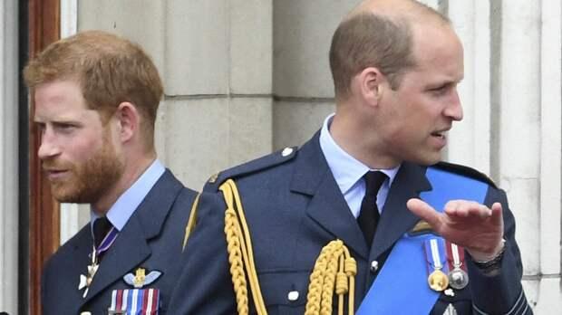 Смерть герцога Эдинбургского может примирить принцев Гарри и Уильяма