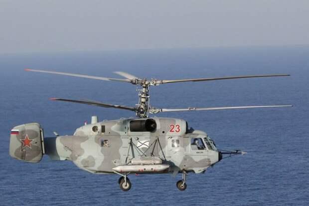 Ка-29 возвращаются на службу