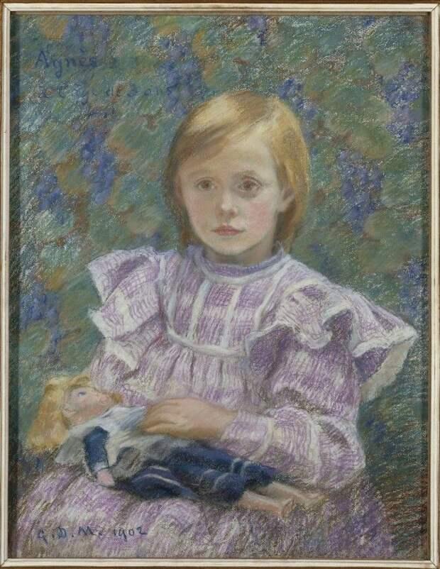 George-Daniel de Monfreid | Musées nationaux, Peintre, Grand palais