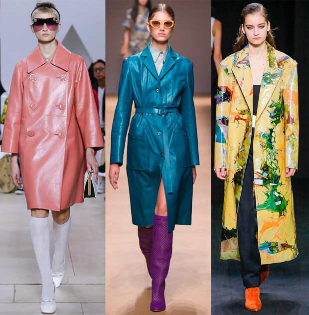 Как носить тренчи в 2019 году – модные образы