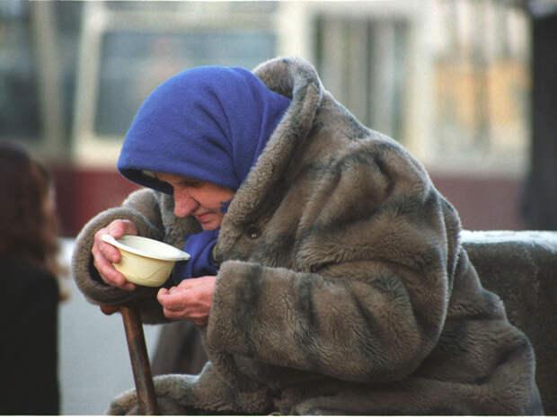 Выбрали нищету: правительство ожидает ухудшения жизни россиян в 2019 году