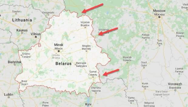Российская армия готовится к вторжению в Беларусь?
