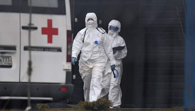Новый коронавирусный антирекорд зафиксировали в России