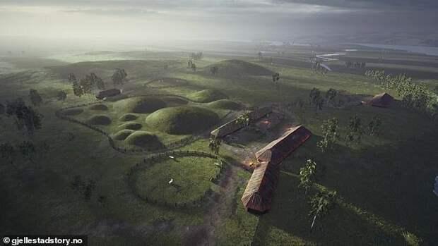 Ученые планируют операцию по спасению корабля викингов с королем и королевой